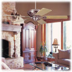 Ceiling Fans - Have them installed right the first time by a JMK Electrician.